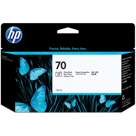 Cartridge HP 70 Photo Black 130 ml