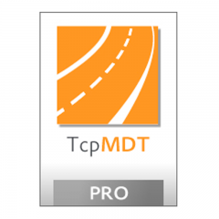 Tcp MDT Professional + Surveying V8 - PERPETUA