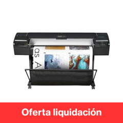 Plotter HP Designjet Z5200 44P (Equipo De Showroom)
