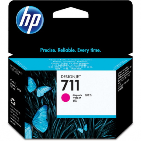Cartridge HP 711 MAGENTA - CZ131A