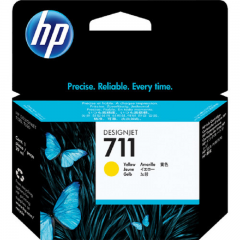 Cartridge HP 711YELLOW - CZ132A