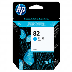 Cartridge HP 82 CYAN - C4911A