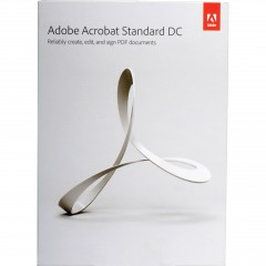 Acrobat Standard DC ALL Windows ML Suscripcion Anual 1 User Level 1