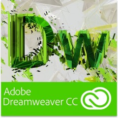 Dreamweaver CC ALL MP ML Suscripcion Anual 1 User Level 1