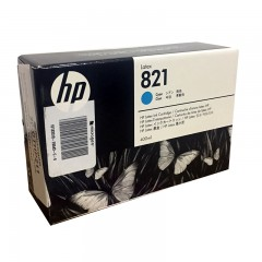 Cartridge Cyan HP821A Latex 110 400ML