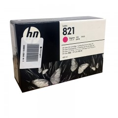 Cartridge Magenta HP821A Latex 110 400ML